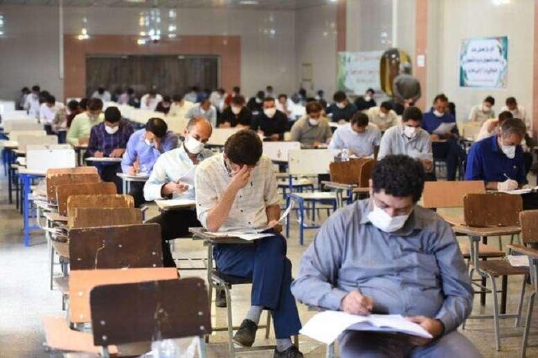 جزئیات برگزاری اولین آزمون استخدامی ۱۴۰۰ 1